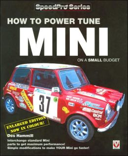 How to Power Tune Mini On a Small Budget (SpeedPro Series)