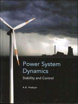 Power System Dynamics - Stability & Control