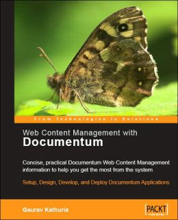 Web Content Management With Documentum