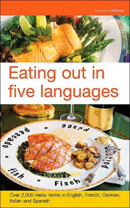 Eating Out in Five Languages