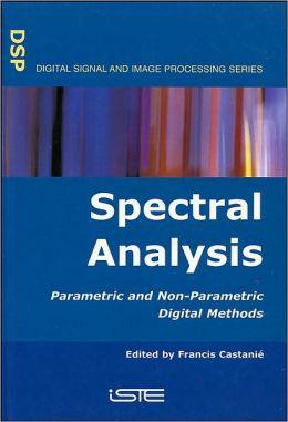 Spectral Analysis: Parametric and Non-Parametric Digital Methods
