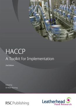 HACCP: A Toolkit for Implementation