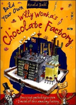 Roald Dahl's Build Your Own Willy Wonka's Chocolate Factory