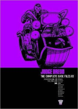 Judge Dredd : Complete Case Files 05