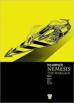 The Complete Nemesis the Warlock 1