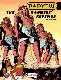The Revenge of the Ramses (Papyrus Series #1)