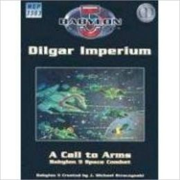 Babylon 5: A Call to Arms: Dilgar Fleet Book