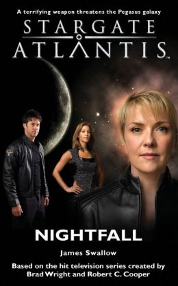 Stargate Atlantis #10: Nightfall