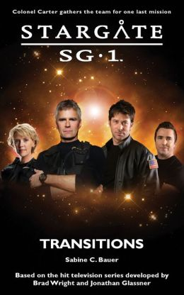 Stargate SG-1: Transitions: SG1-19