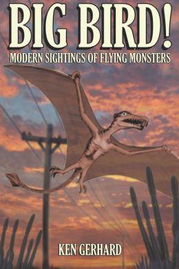 Big Bird! - Modern Sightings Of Flying Monsters