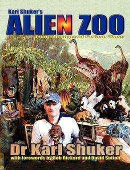 Karl Shuker's Alien Zoo