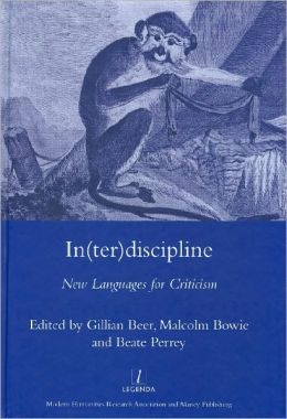 In(ter)Discipline: New Languages for Criticism