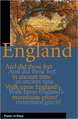 England: Poetry of Place