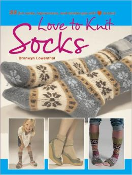 Love to Knit Socks
