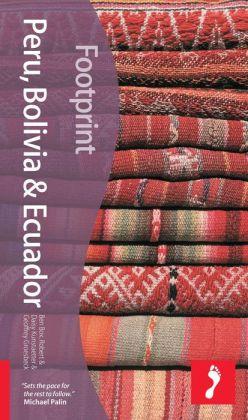 Footprint Peru, Bolivia and Ecuador