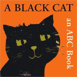 A Black Cat: An ABC Book