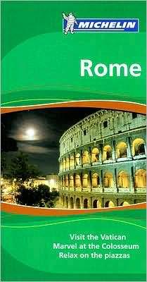 Michelin Travel Guide Rome