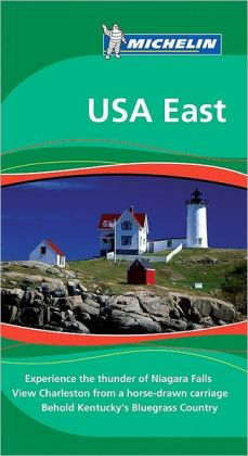 Michelin Travel Guide USA East