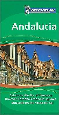 Michelin Travel Guide Andalucia
