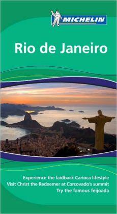 Michelin Travel Guide Rio de Janeiro
