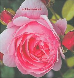 Garden Pocket Address Book
