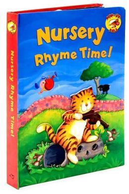 Nursery Rhymes Time! (Pop-Up Pals Series)