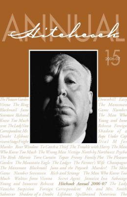 Hitchcock Annual: Volume 15