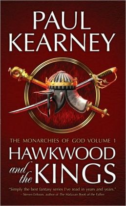 Hawkwood and the Kings (Monarchies of God Series)