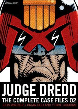 Judge Dredd: The Complete Case Files 02