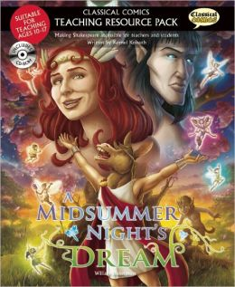 A Midsummer Night's Dream Teaching Resource Pack