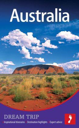 Australia Footprint Dream Trip