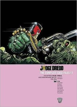 Judge Dredd: The Complete Case Files 17.