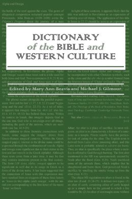 Dictionary of the Bible and Western Culture
