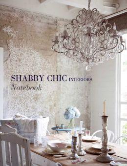 Shabby Chic Interiors Notebook