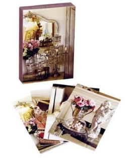Romantic French Classic Notecards