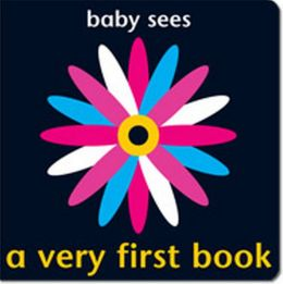 Baby Sees a Very First Book. [Concept, Design and Illustration, Chez Picthall]