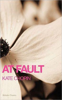 At Fault