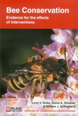 Bee Conservation - Evidence for the Effects of Interventions