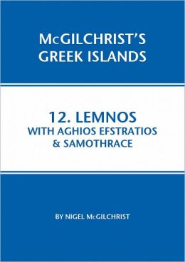 Lemnos with Aghios Efstratios & Samothrace