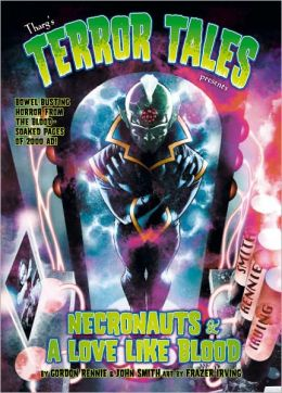Tharg's Terror Tales Presents Necronauts and Love Like Blood