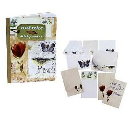 Nature Sticky Notes 250 Notes
