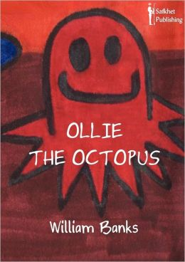 Ollie The Octopus Coloring Book