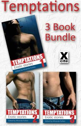 Temptations - Three Book Bundle