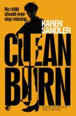 Book Cover Image. Title: Clean Burn:  Introducing Detective Janelle Watkins, Author: Karen Sandler