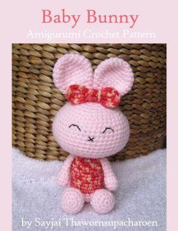 Baby Bunny Amigurumi Crochet Pattern