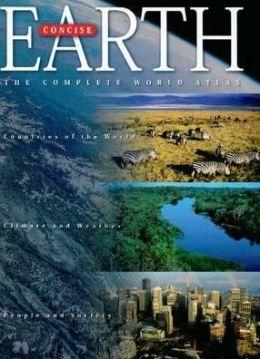 Earth : The World Atlas