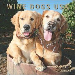 Wine Dogs USA Calendar