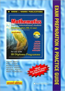 Mathematics H1 Core Examination Preperation and Practice
