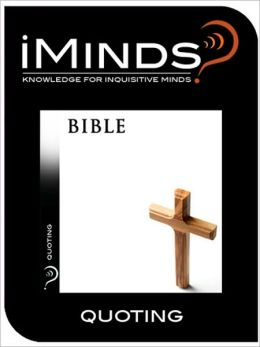Bible: Quoting