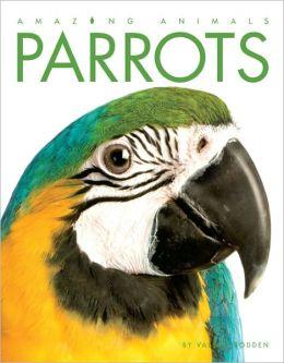Amazing Animals: Parrots